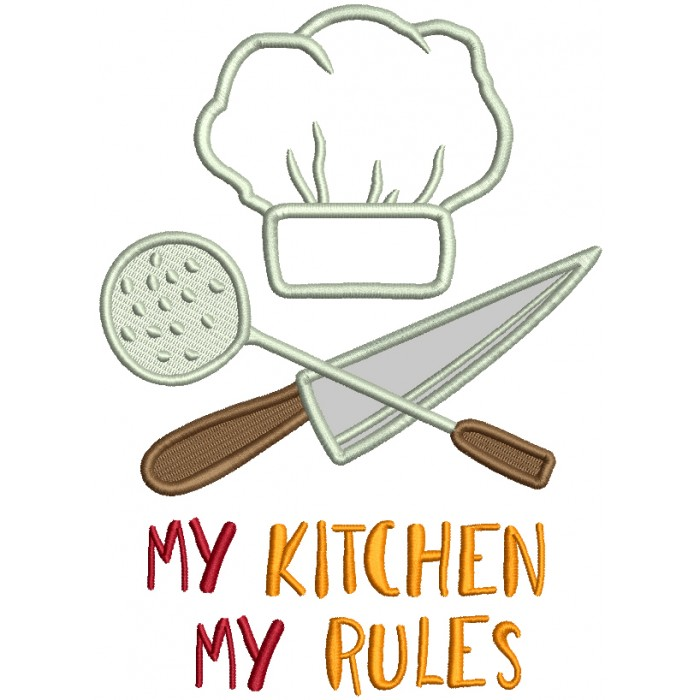 Kitchen Sayings Machine Embroidery Designs Kitchen Appliances Tips