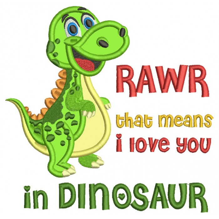 Rawr Has Many Definitions Even Dinosaurs Get Mixed Up 3