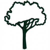 Oak Tree Applique Machine Embroidery Design Digitized Pattern