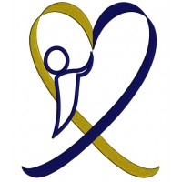 Down Syndrome Awareness Heart Boy Applique Machine Embroidery Digitized Design Pattern