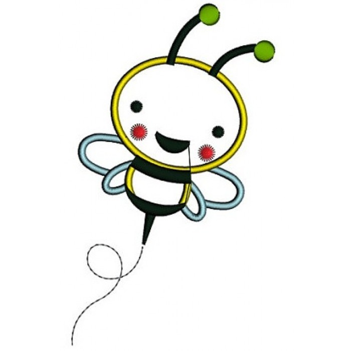 cute-little-bumble-bee-applique-machine-embroidery-design -pattern---instant-download---comes-in-three-sizes-to-fit-4x4-,-5x7,-and-6x10-hoops-2-700x700