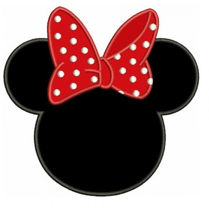 minnie mouse ears template